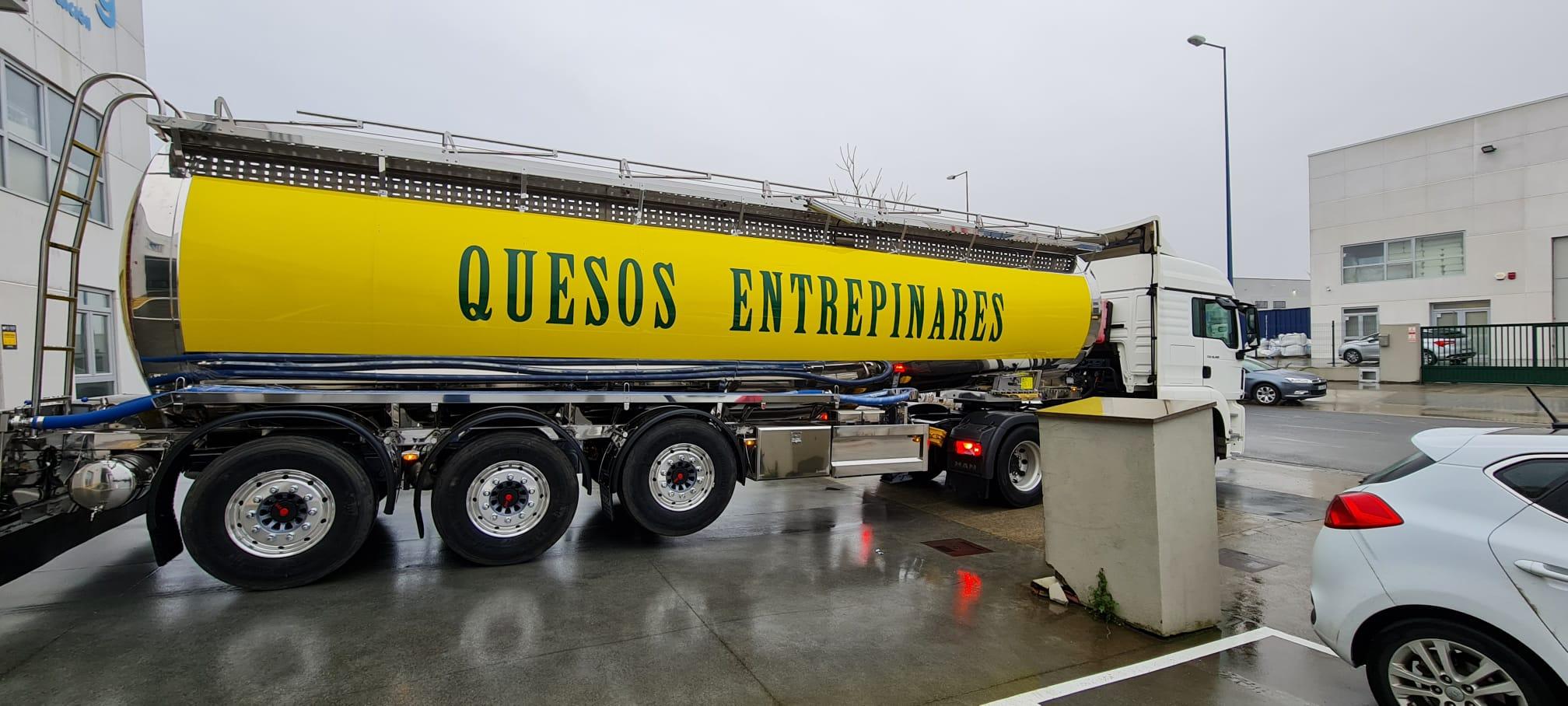 Rotulación de camiones