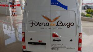 Rotulación flotas Lugo