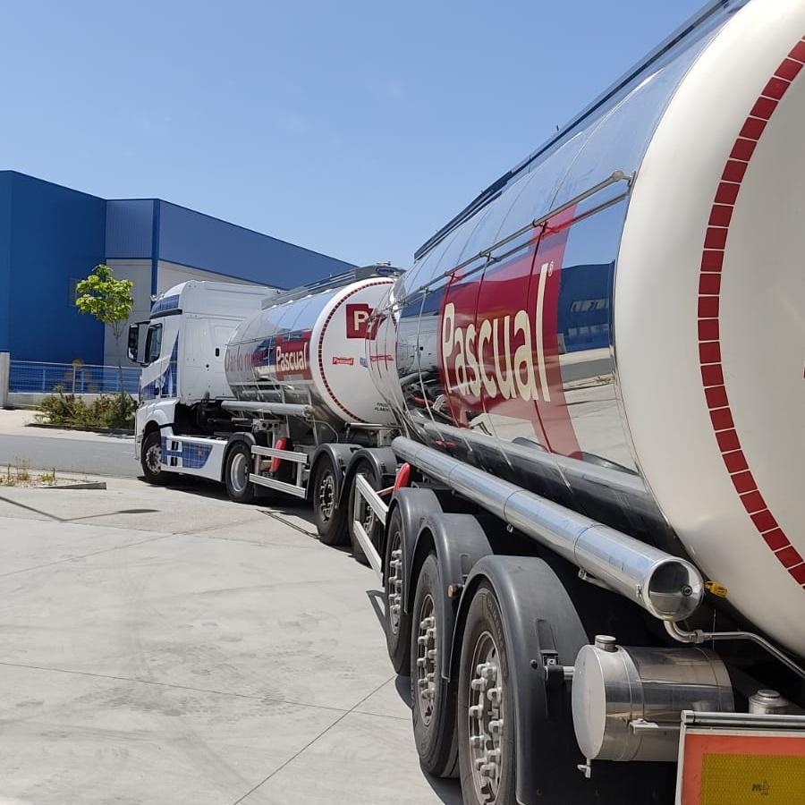 Rotulación de camiones en Galicia