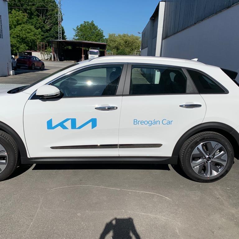 Rotulación de coches en Lugo